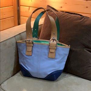 Coach Bucket Handbag